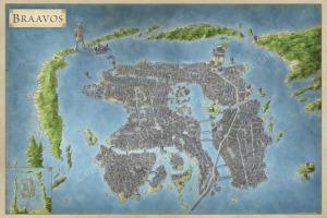 Braavos Map